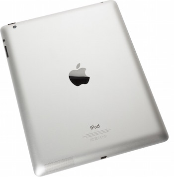 Back Casing iPad 4 wifi