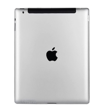 Back Casing iPad 4 with Cellular