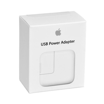 Charger for iPad